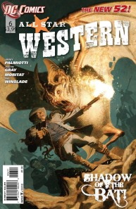 all star western cover