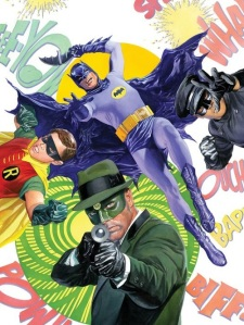 batman 66 meets green hornet 1 cover
