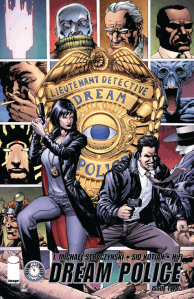 Dream Police 02 cover