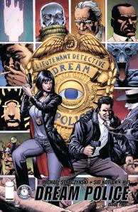 Dream Police 02 cover