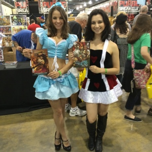 zenescope girls