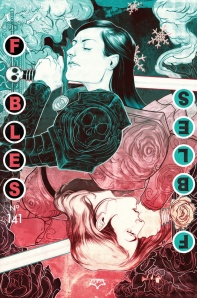 FABLES 141 COVER