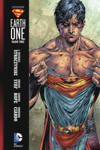 SUPERMAN EARTH ONE VOLUME 3 COVER