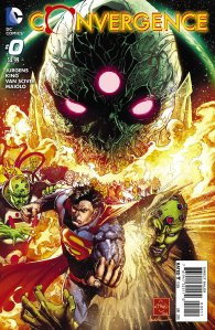 CONVERGENCE 0 COVER